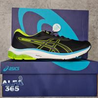 Sepatu Lari Asics Gel Pulse 12 - Black - Original Running Shoes - Pria - 41.5