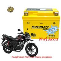 Aki Motor Honda Verza, Mega Pro Motobatt MTZ5S
