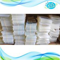 Plastik OPP Kaca-Souvenir-Aksesoris Tanpa Lem (Per KILO) 6cm-7cm