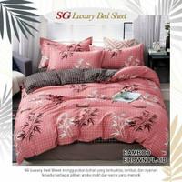 Set Bed Cover Sprei Anak Katun Jepang Prime Ukuran 160x200 T.30cm