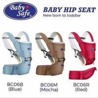 Baby Safe Carrier Hip Seat / Gendongan Bayi Depan