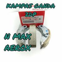 Kampas Ganda 2DP NMAX kualitas orisinil untuk motor N MAX AEROX