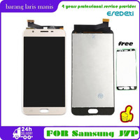 LCD TOUCHSCREEN SAMSUNG J7 PRIME G610 BISA KONTRAS OEM KD-002239 - Black