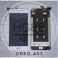 LCD OPPO A57 FULLSET TOUCHSCREEN ORI OEM