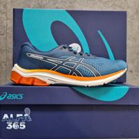 Sepatu Lari Asics Gel Pulse 12 - Blue - Original Running Shoes - Pria