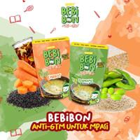 SUNKRISPS Abon Bayi BebiBon Edamame / BebiBon Carrot 35gr