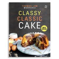 Buku Classy Classic Cake, Thomas Law