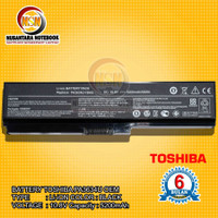 Baterai Laptop Oem Toshiba Satellite L310 L510 M300 M800 U400 / PA3634