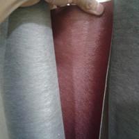 bahan metalik PVC leather andien piyu kulit imitasi prada teiga hujan