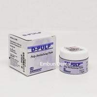 Dental D-PULP 7.5 gr Devitalisasi non arsen