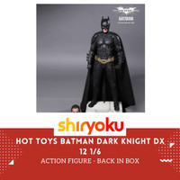 HOT TOYS ORIGINAL BATMAN DARK KNIGHT DX12 1/6