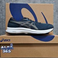 Sepatu Lari Asics Gel Contend 7 - Blue - Original Running Shoes - Pria