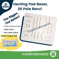 Alat medis jahit luka Hecting Pad Besar / Suture Pad Besar
