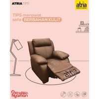Sofa Recliner Lulaby 1 Seater