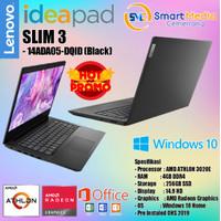 Lenovo Ideapad 3-14ADA05 AMD Athlon 3020 4GB 256GB 14 Win10+OHS Promo