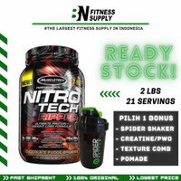 MuscleTech NitroTech Ripped Protein