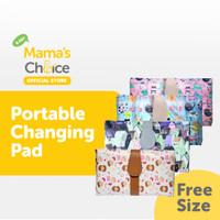 Mama's Choice Portable Changing Pad - Perlak Alas Ganti Popok Bayi