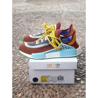 Sepatu ADIDAS NMD Human Race Extra Eye Guaranteed Store - 40, Full Colour