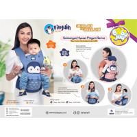 Gedongan Baby Joy Depan Bayi Hipseat Penguin S