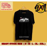 Baju Kaos Nissan GTR Kaos Distro Tshirt Distro Pria Kaos Gambar Mobil