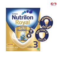 nutrilon royal 3 madu 400 gram
