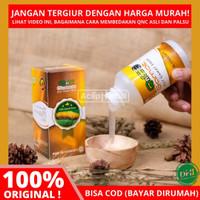 Obat untuk Benjolan Lunak/Keras Dileher - QNC JELLY GAMAT