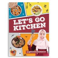 Buku Let's Go Kitchen, restuutamidewi