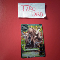 Animal Kaiser Silver Strong Card Ver 4 Unchained Power