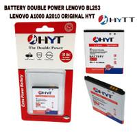 BATTERY DOUBLE POWER ORIGINAL HYT LENOVO BL253