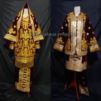baju koto gadang minang