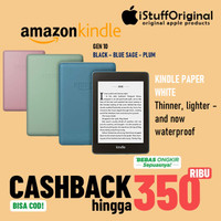 NEW Amazon Kindle Paperwhite Gen 10th 8GB Black