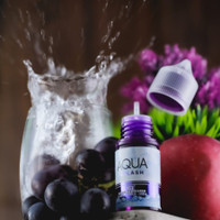 Aqua Splash Ice Grape Pods Friendly Salt Nic