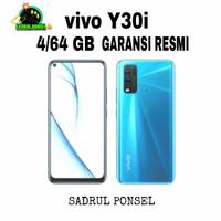 HP VIVO Y30i 4/64 GB - Y30 i RAM 4GB ROM 64GB GARANSI RESMI BIRU-PUTIH