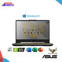 Asus TUF GAMING A15 FX506LI-I55TB6T-O Core i5-10300H|512GB SSD|Win+OHS