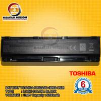 Baterai Laptop Oem Toshiba Satellite C800 C840 L800 L840 M800 / PA5024