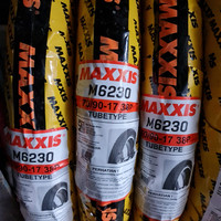 Ban maxxis ring 17 70/90-17 Tube type non tubless