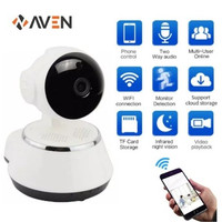 AVEN - IP Camera CCTV Wifi Wireless V380 Baby Webcam Nirkabel HD 720P