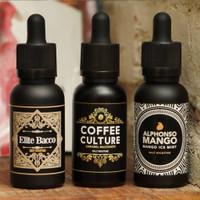 SALTNIC COFFEE CULTURE ELITE BACCO ALPHONSO MANGO LIQUID