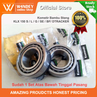 Komstir Bambu Bearing Kawakasi KLX 150 S L G SE BF DTRACKER INAZUMA