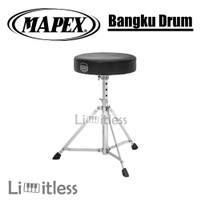 Drum Throne / Kursi Drum / Bangku Drum Mapex T400 T-400 Original