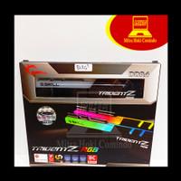 MEMORY / RAM DDR4 16GB ( 2X8GB ) GSKILL TRIDENTZ RGB 3600MHZ