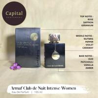 Armaf Club De Nuit INTENSE For Women EDP 105ml