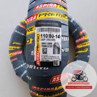 Aspira Premio Sportivo 110/80-14 Rear Ban Matic Tubeless + Pentil