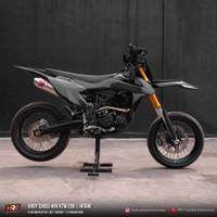 BODY SET KTM 250 HRV KLX DTRACKER 150