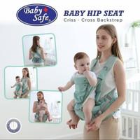Babysafe BC07 gendongan hipseat Carrier cross