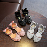 PRINCESS TOWN flat shoes sepatu anak perempuan import