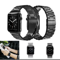 STAINLESS TALI JAM STRAP APPLE WATCH SERIES 1 2 3 4 5 38MM 40MM