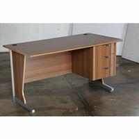 Meja Kantor UNO-UOD 8071D Ukuran 120x60x75 cm-Molek_Furniture