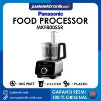 Panasonic - MKF800SSR Food Processor 2.5L