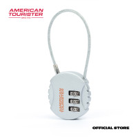 American Tourister Travel Accessories 3-Dial Combi Lock